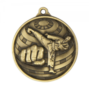 1073-11G Martial Arts Medal 50mm