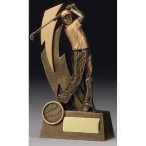 11617B Golf Trophy 175mm