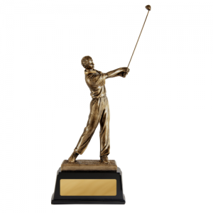 322MA Golf Trophy 226mm
