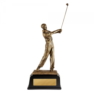 322MB Golf Trophy 244mm