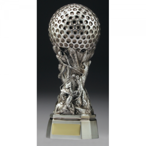 A1083A Golf Trophy 150mm