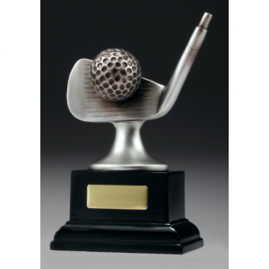 A1167A Golf Trophy 140mm