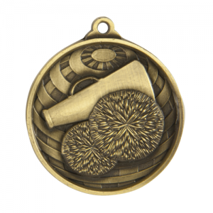 1073-22G Cheer Medal 50mm