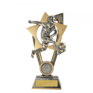 10A-FIN9M Soccer Trophy 175mm