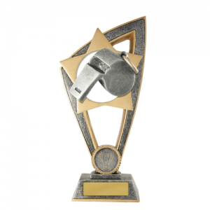 10B-FIN0W Soccer Trophy 200mm