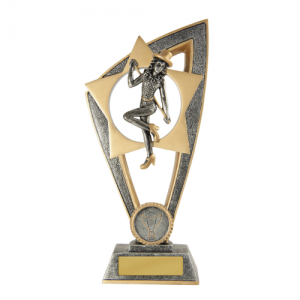 10B-FIN19A Dance Trophy 200mm