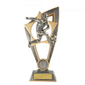 10B-FIN9M Soccer Trophy 200mm