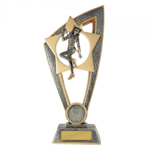 10C-FIN19A Dance Trophy 230mm