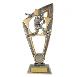 10C-FIN9M Soccer Trophy 230mm