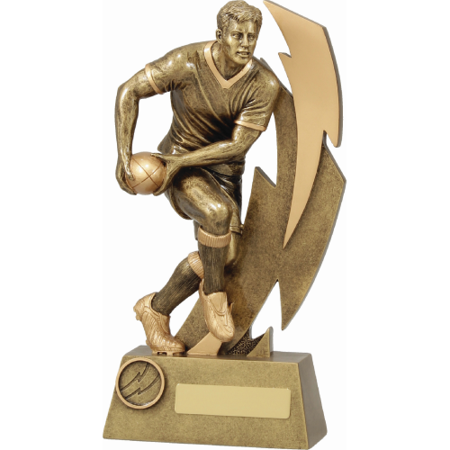11613E Rugby Trophy 265mm