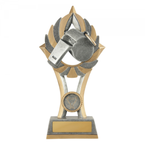 11B-FIN0W Soccer Trophy 200mm