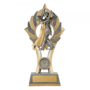 11B-FIN19B Dance Trophy 200mm