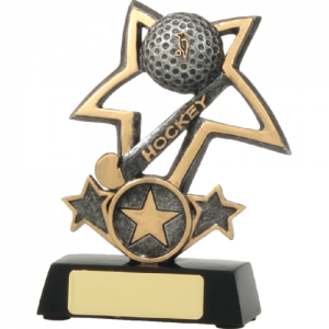 12444S Hockey Trophy 115mm