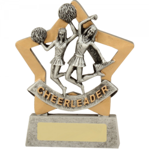 12908 Cheer Trophy 130mm
