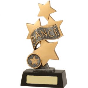 13019C Dance Trophy 175mm