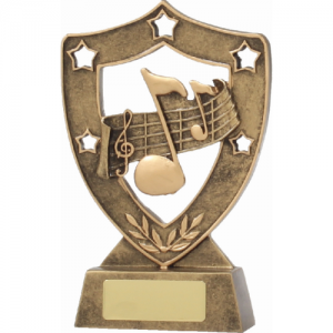 13621 Music Trophy 155mm