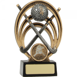 21344A Hockey Trophy 130mm