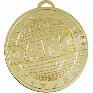 MC919G Dance Medal