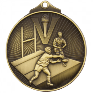 MD913G Rugby Medal