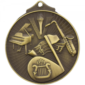 MD921G Music Medal