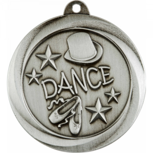 ME932S Dance Medal 50mm
