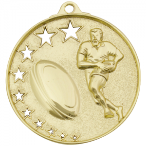 MH913G Rugby Medal