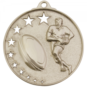 MH913S Rugby Medal