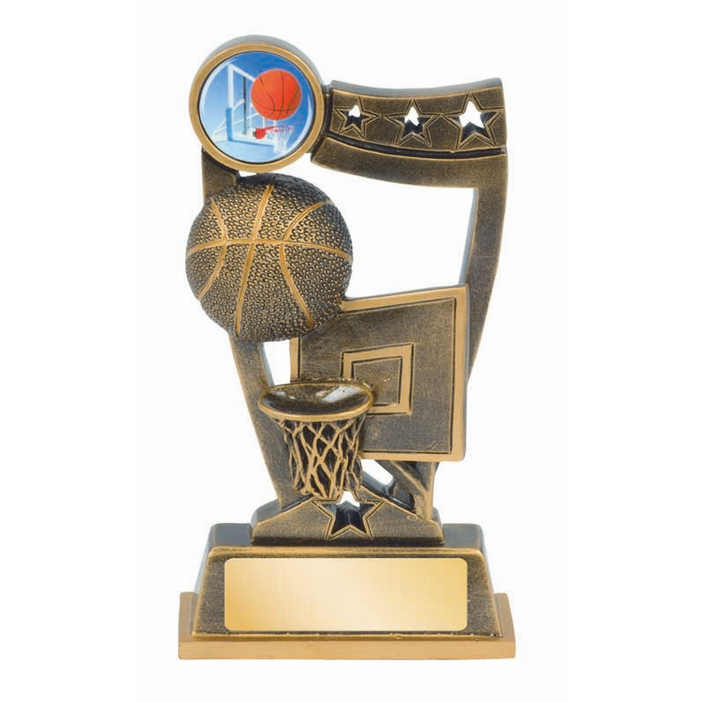 RL960B Basketball 150mm | Affordable Trophies