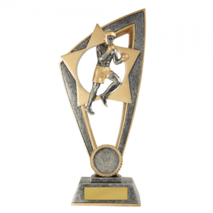 10C-FIN32B Martial Arts Trophy 230mm