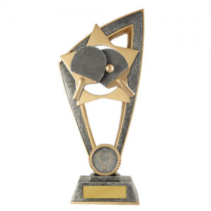 10C-FIN59G Table Tennis Trophy 230mm