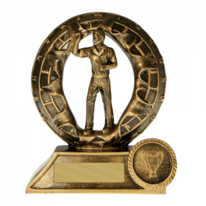 595-26 Darts Trophy 120mm