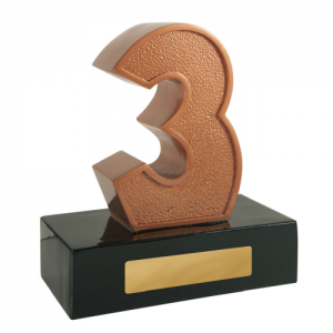 882-3 Achievement Trophy 160mm