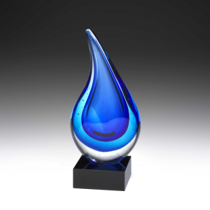 AG308 Glass Trophy 255mm