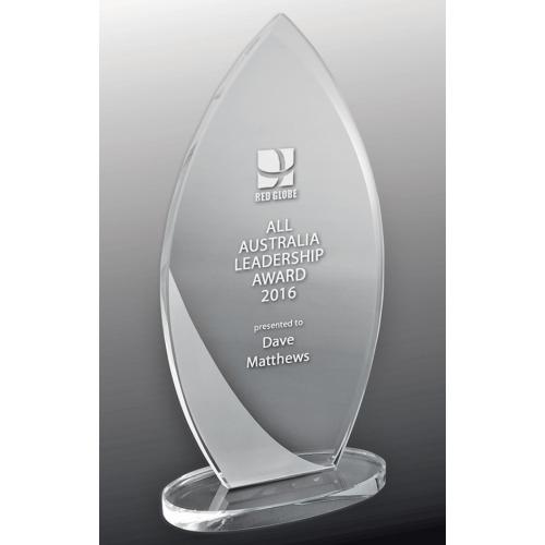 DSGA02C Glass Trophy 250mm