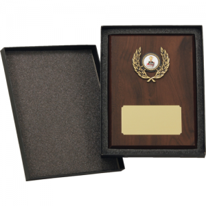 PB1 Plaque Display Box