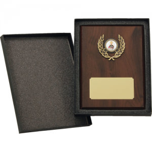 PB6 Plaque Display Box